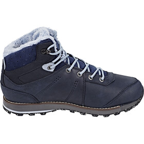 Mammut Chamuera Mid WP Shoes Women marine-fog